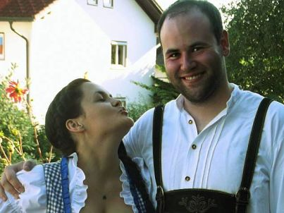 Ihr Gastgeber Mia & Thomas Gascoigne-Franitza