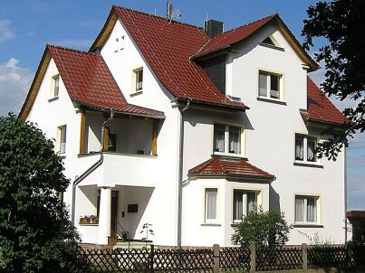 Haus am Wald nahe Großer Weisser See