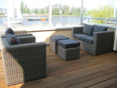 Watervilla Friesland
