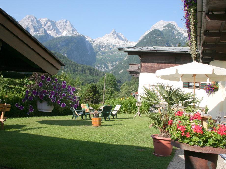 Garten & Panoramablick Apartment Sonnheim