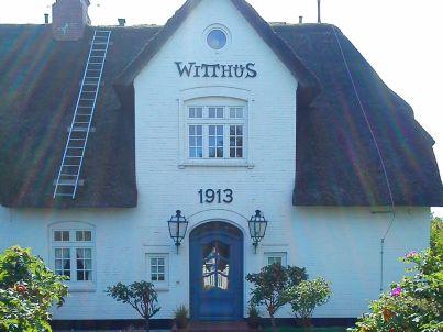 Friesenstube im Witthüs