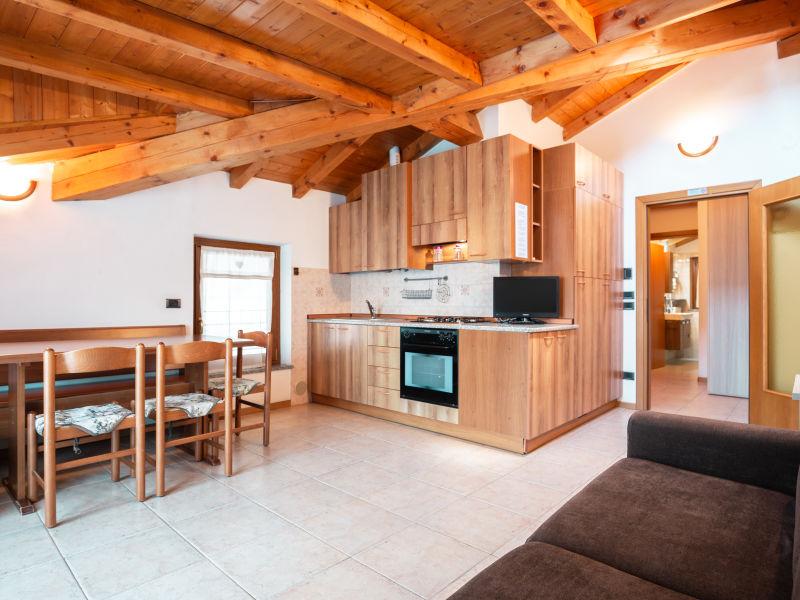 Holiday apartment Casa Lucia on Lake Ledro