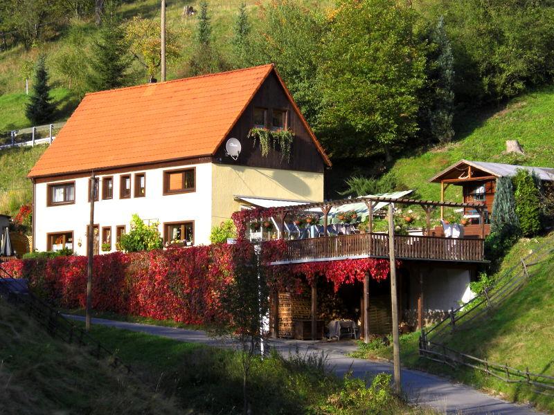 Ferienwohnung Haus Bergstraße 35