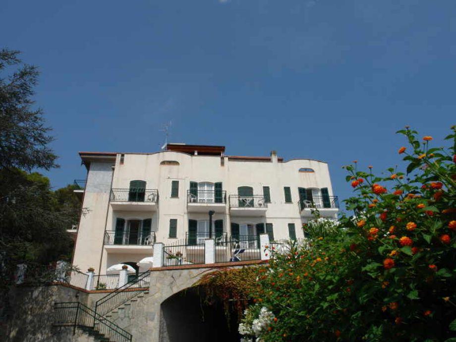 Außenaufnahme Villa Poggio d Andora No 26