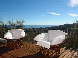 Holiday apartment Villetta La Canoa