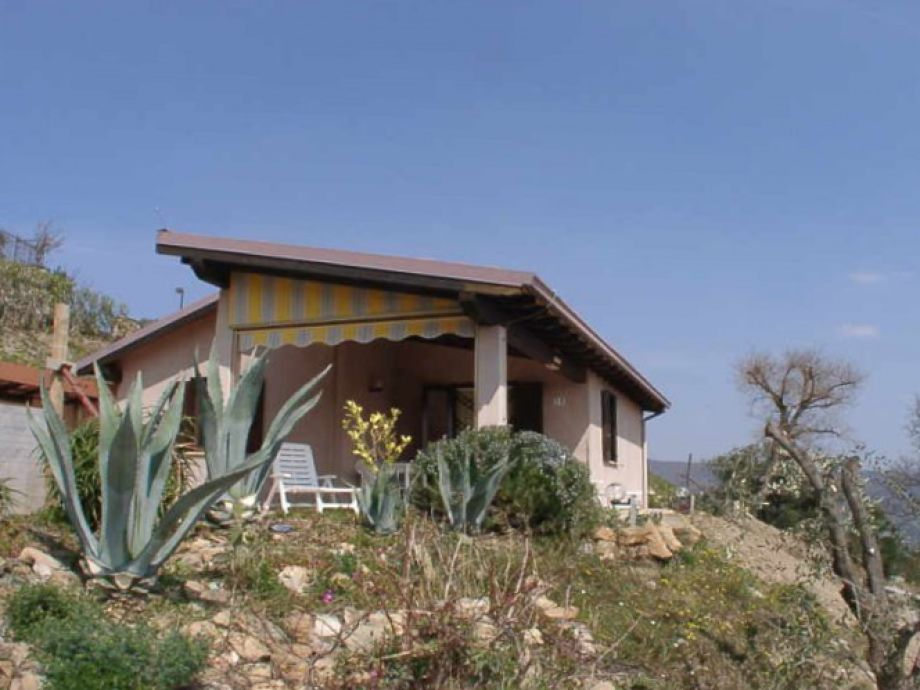 Außenaufnahme Casa Campana