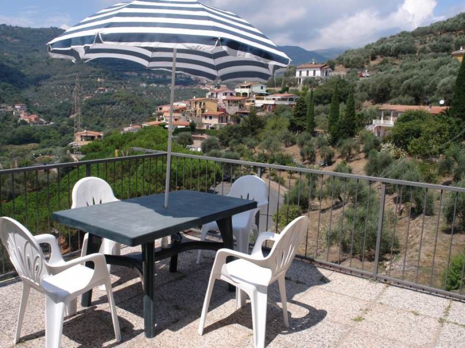 Außenaufnahme Casa Pantallo