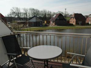 Ferienwohnung 2 OG im Haus am Teich