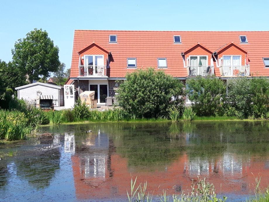 Außenaufnahme 2 OG im Haus am Teich