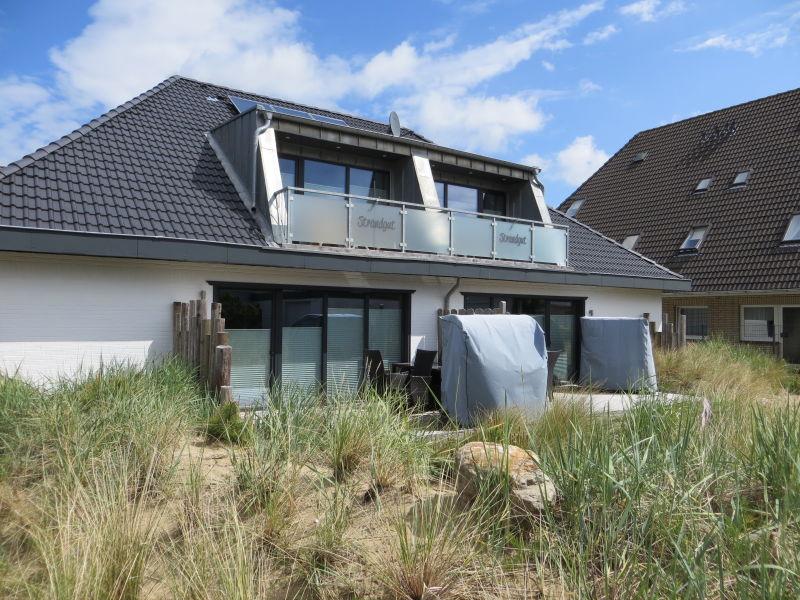 Ferienwohnung Dünenzauber im Haus Strandpirat1