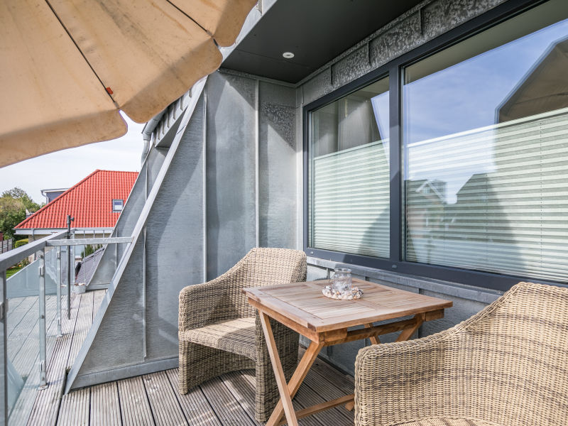 Ferienwohnung Dünentraum im Haus Strandpirat1