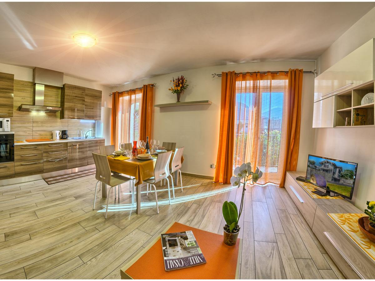 Ferienwohnung Casa Morett, Colico, Firma Paredil s.n.c.