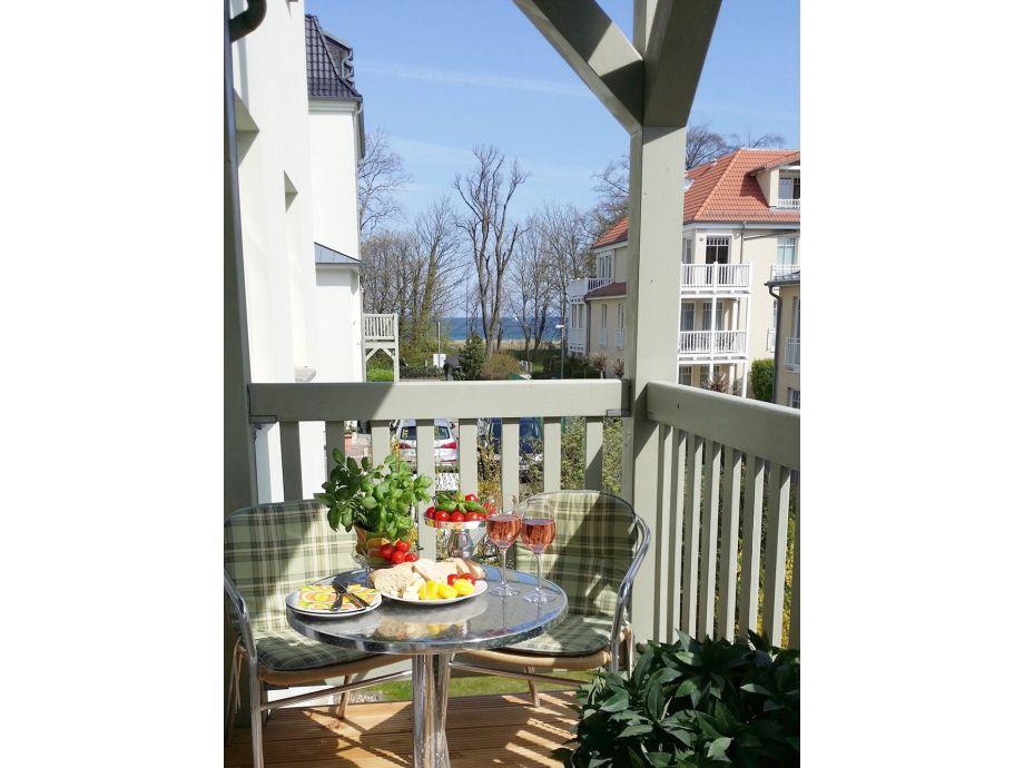 """Außenaufnahme """"Haus am Weststrand"""""""