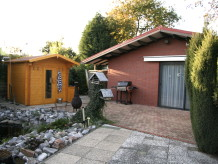 Ferienhaus mit Sauna (SDVBU055)