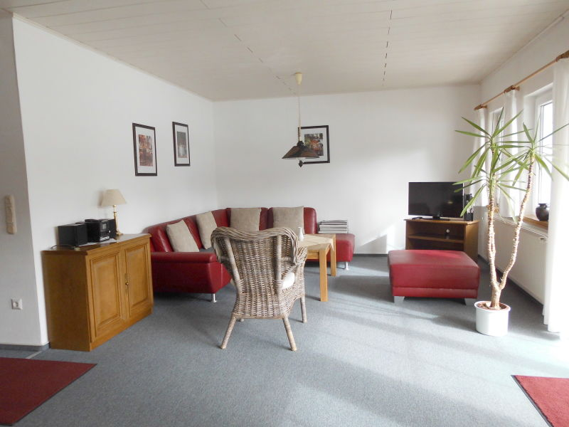 Holiday apartment Stricker type B, terrace 2/1