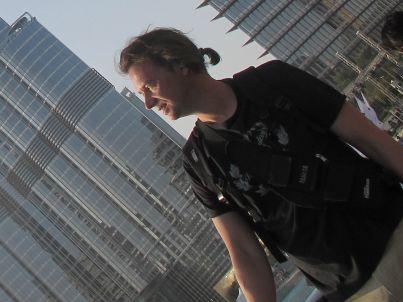 Ihr Gastgeber Grzegorz Golinski