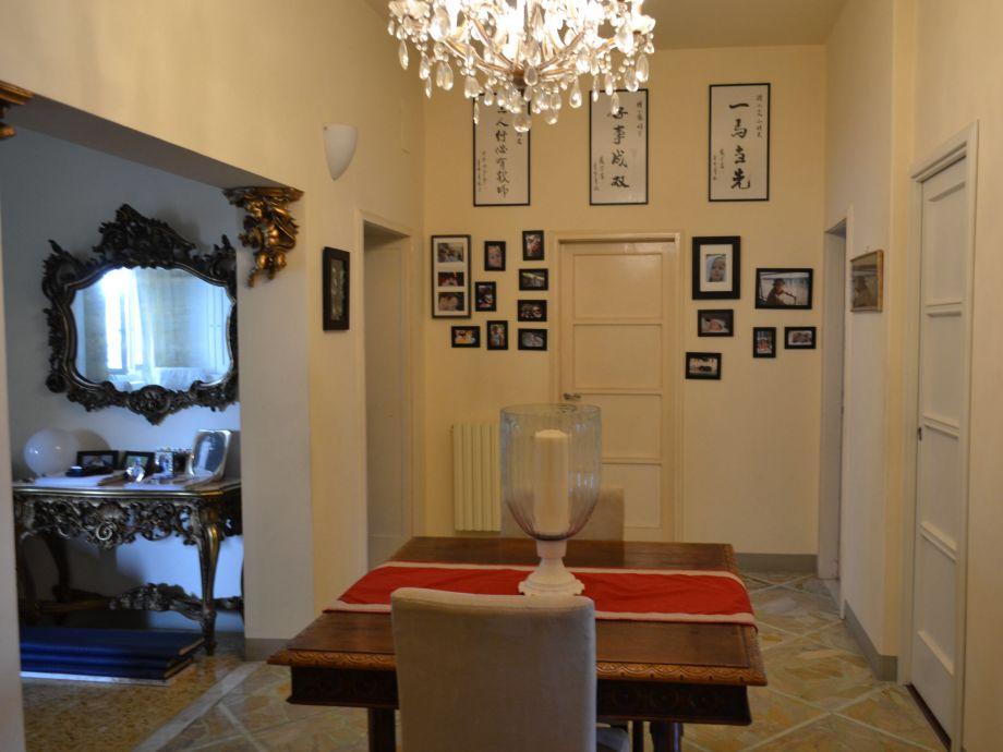 Ausstattung Casa Della Gioia