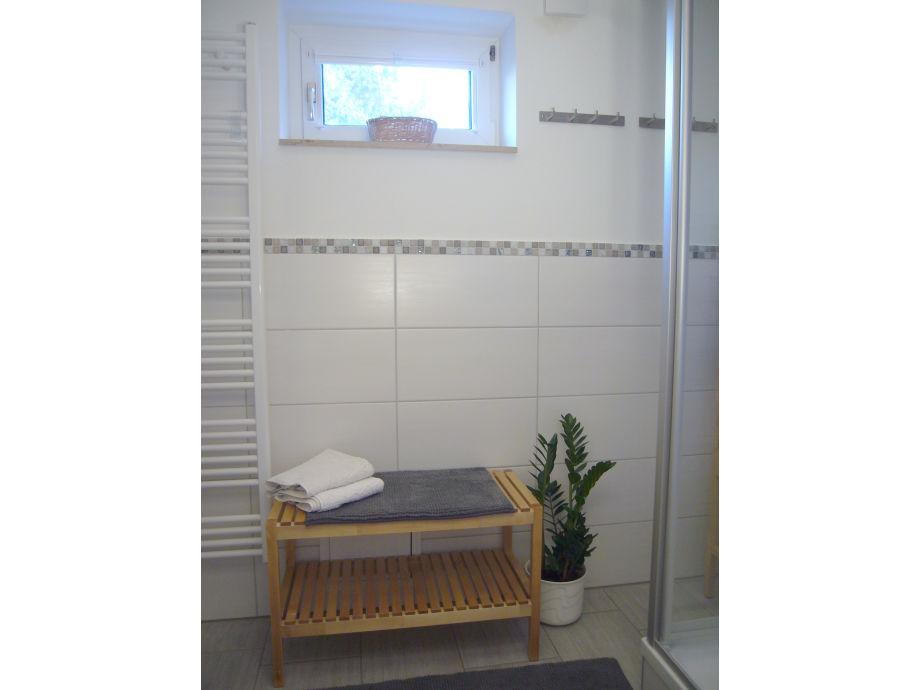 Ferienwohnung auf dem dorf 2 bayerisch schwaben frau ida wagner - Sitzbank badezimmer ...