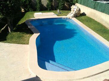 Ferienhaus mit Pool in Porto Colom