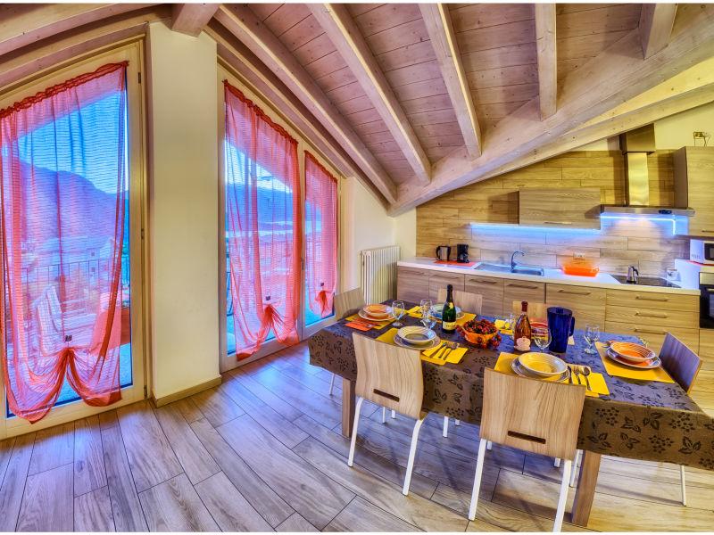 Ferienwohnung Casa Morett 2. Stock