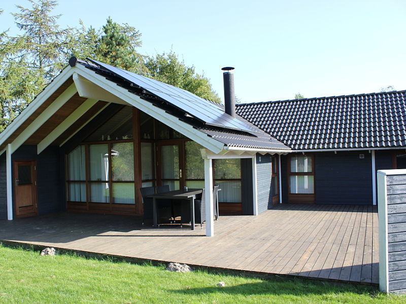 Ferienhaus Süd-Spitze Luxus-Haus
