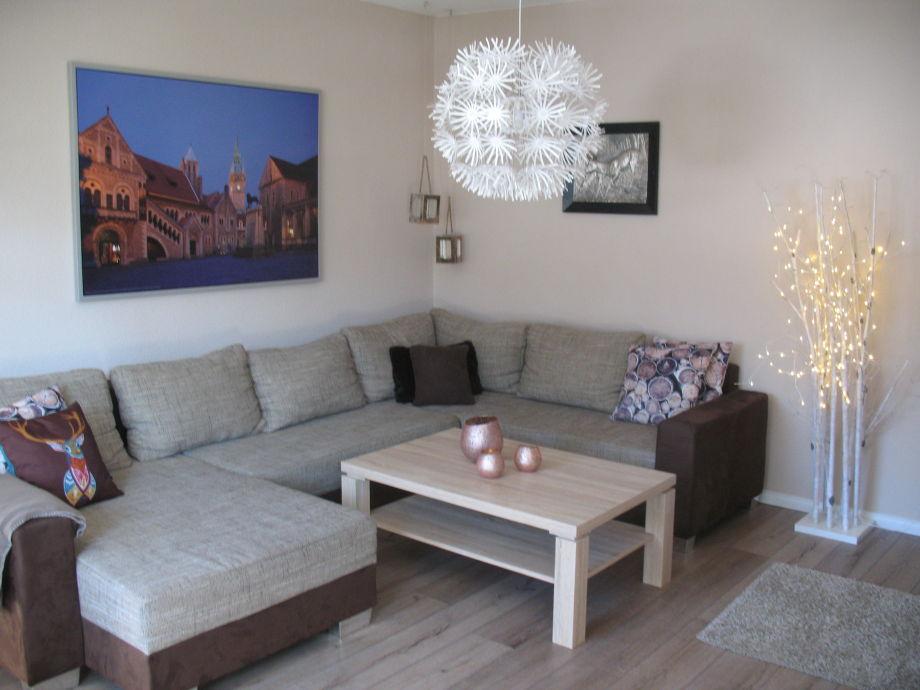 Ein Wohnzimmer zum Entspannen