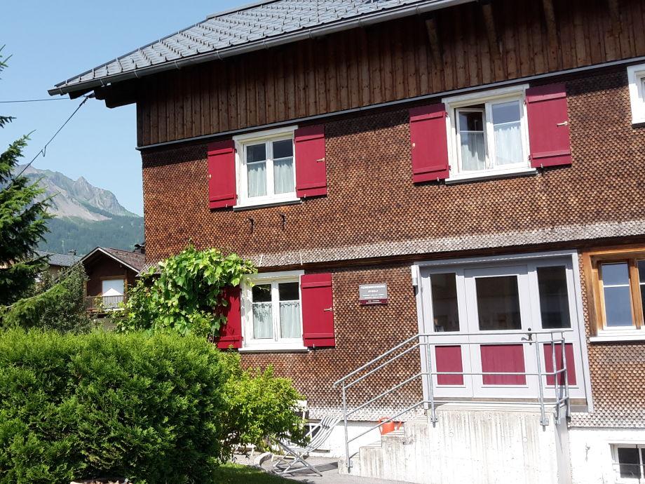 Wohnhaus Strolz