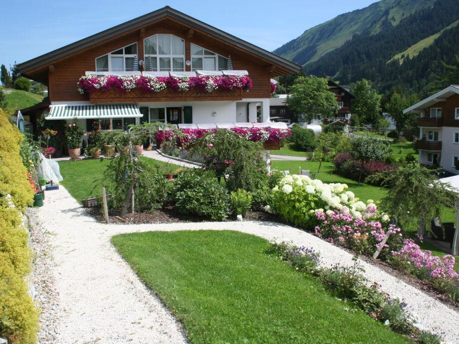 Das schöne Gästehaus