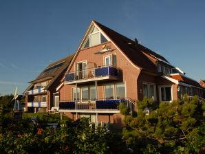 OASE Ferienwohnung Baltrum