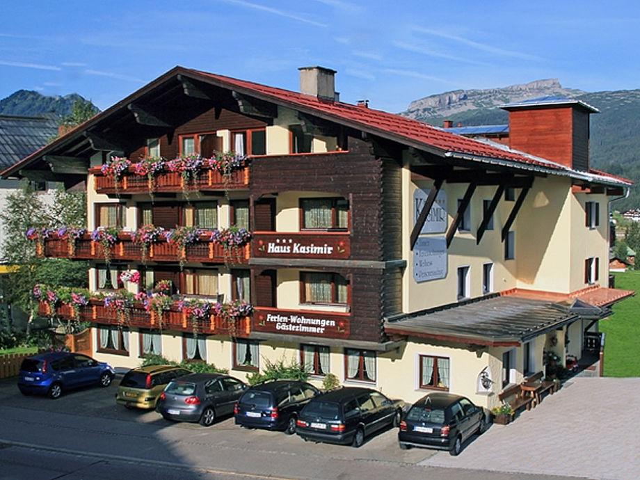 Ferienwohnung im Gästehaus Kasimir