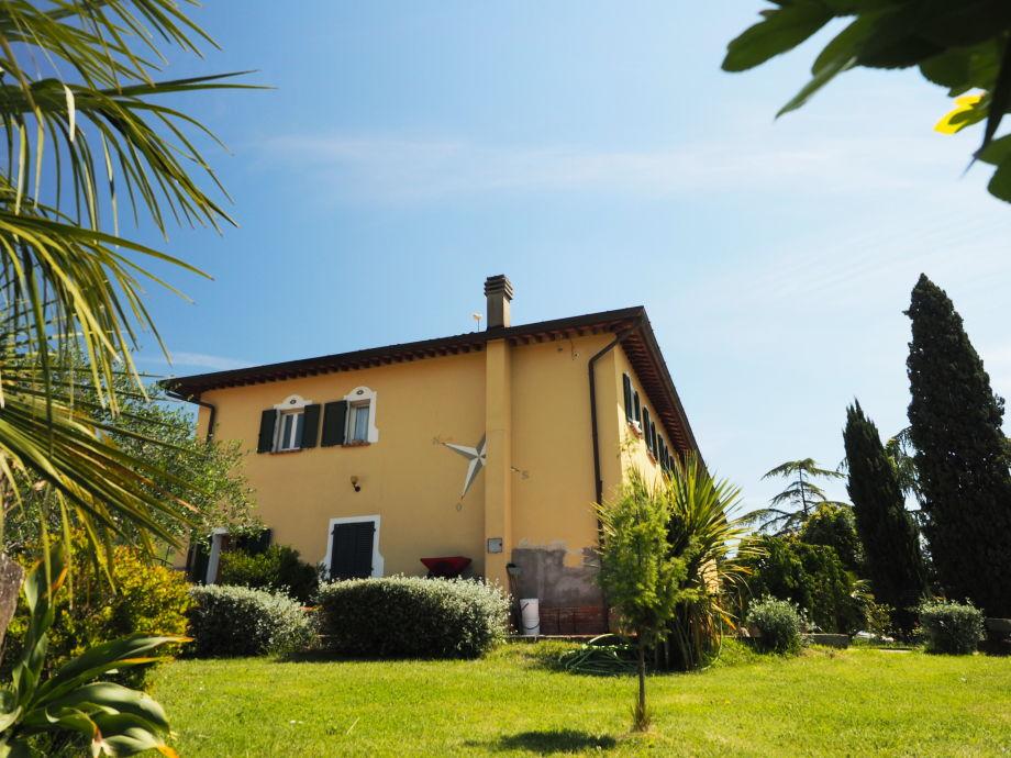 Casa Acquaviva mit der Ferienwohnung