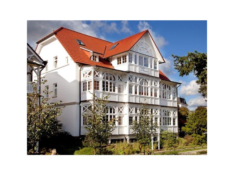 Ferienwohnung 7 in der Villa Malepartus F608