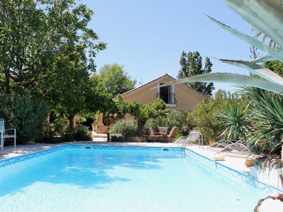 "Ferienhaus mit Pool am Rande des ""Massif des Maures"""