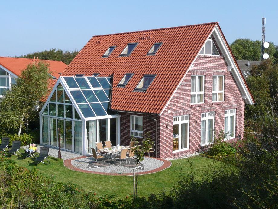 Haus Admiral mit Wintergarten