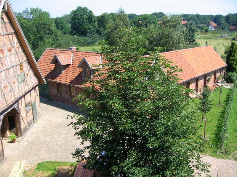 Large holiday apartment in Klein-Grindau