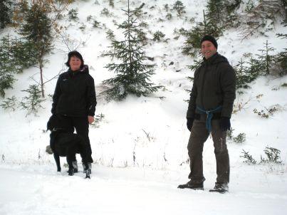 Ihr Gastgeber Marlen und Volker Liebscher