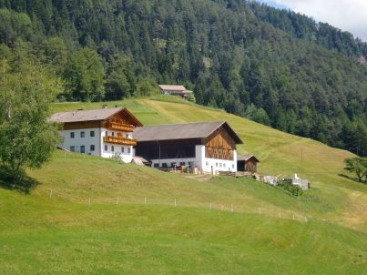 """Schlern"" at the ""Mongadui"" mountain farm."