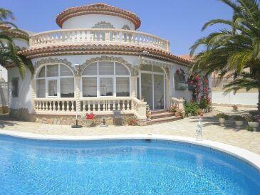 Ferienhaus Margarita mit privatem Pool
