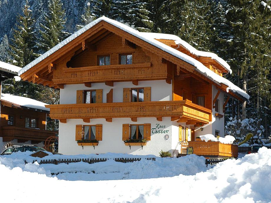 Typisches Tiroler-Haus