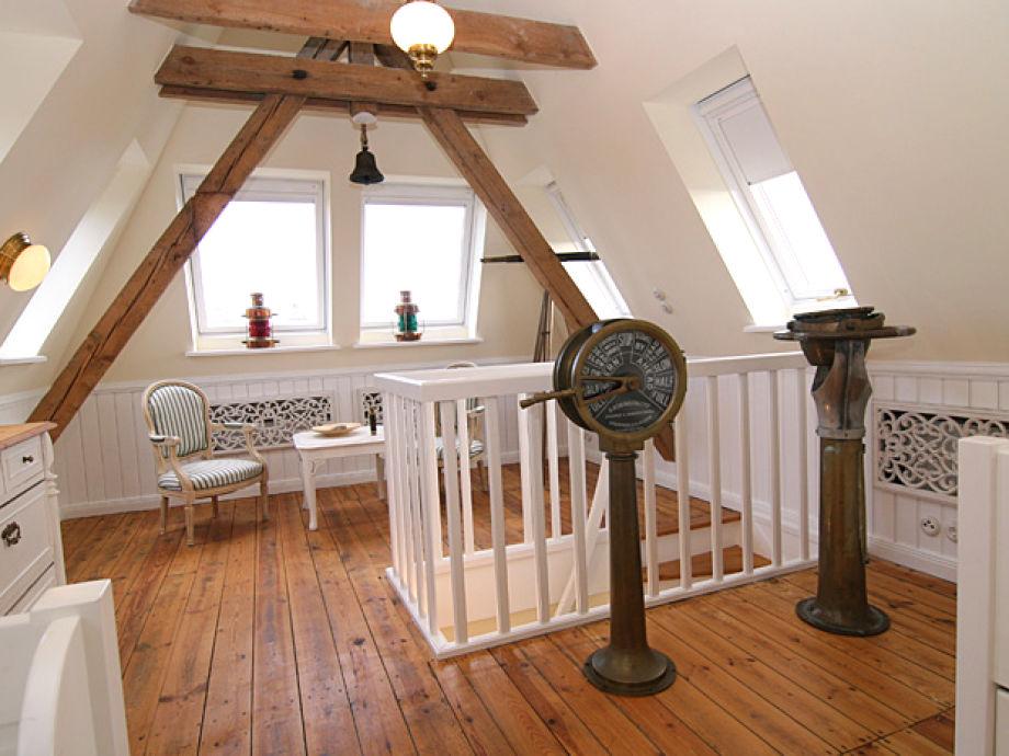 Der Dachbodenbereich