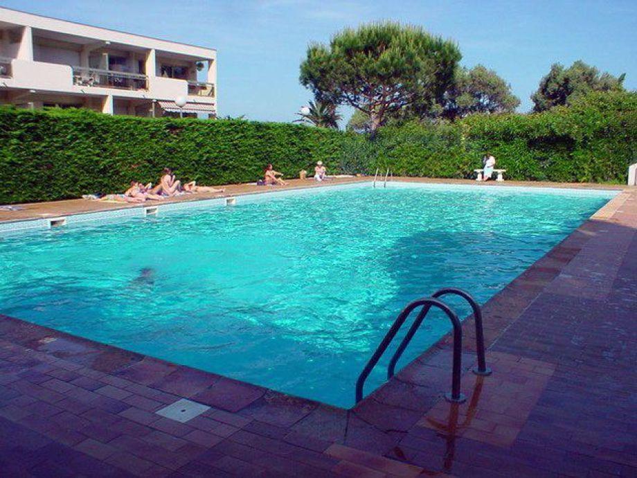 Pool der Residence