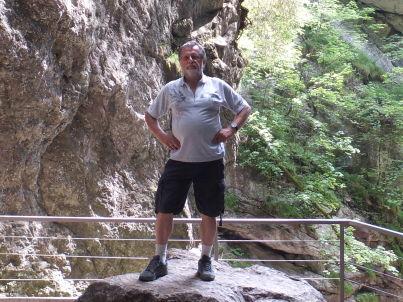 Ihr Gastgeber Rudolf Herrmann
