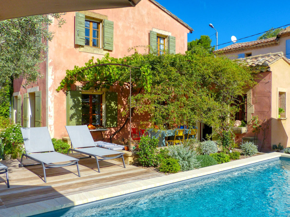 Holidayhome With Pool In Robion In Provence