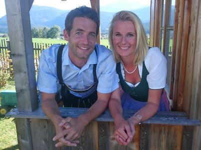 Your host Wolfgang und Marika Loitzl