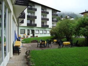 Ferienwohnung FeWoDoll - Sport & Familienhotel Riezlern