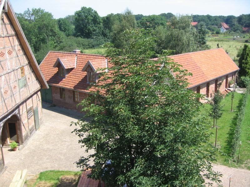 Kleine Ferienwohnung in Klein-Grindau