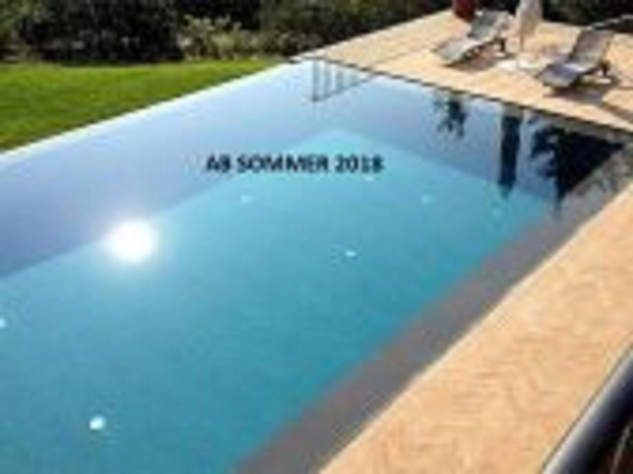 Unser neuer Infinity Pool ab Sommer 2018