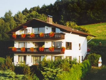 Holiday apartment House Fernblick (good view) Flat 1