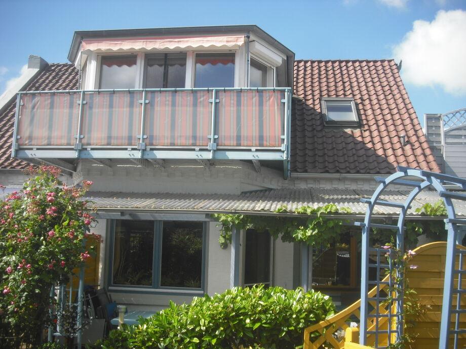 Feriendomizil Wohnung in Friesenkate