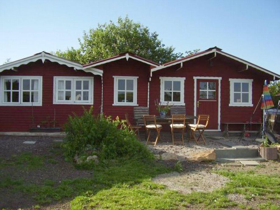Außenaufnahme - Schwedenhaus Dalarna